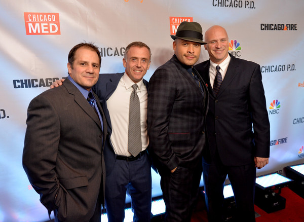 NBC's 'Chicago Fire,' 'Chicago P.D.' and 'Chicago Med' - Premiere