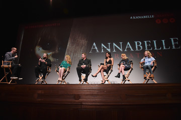 David F. Sandberg 2017 Los Angeles Film Festival - Premiere Of Warner Bros. Pictures' 'Annabelle: Creation'