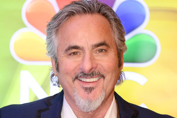 David Feherty NBCUniversal Press Junket