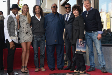 David Foster Kenneth Edmonds Honored on the Walk of Fame — Part 2