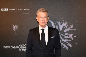 David Foster Fourth Annual Berggruen Prize Gala Celebrates 2019 Laureate Supreme Court Justice Ruth Bader Ginsburg In New York City - Arrivals