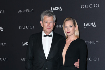 David Foster LACMA 2015 Art+Film Gala Honoring James Turrell and Alejandro G Inarritu, Presented by Gucci - Arrivals