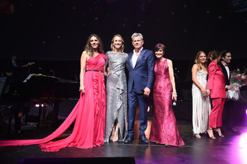 David Foster Breast Cancer Research Foundation Hosts Hot Pink Party - Inside