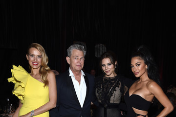 David Foster 26th Annual Elton John AIDS Foundation Academy Awards Viewing Party sponsored by Bulgari, celebrating EJAF and the 90th Academy Awards  - Inside