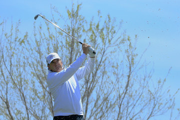 David Frost Bass Pro Shops Legends Of Golf - Round Two