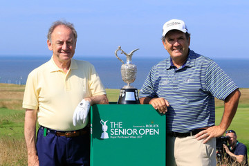 David Frost The Senior Open Championship - Previews