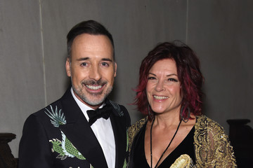 David Furnish Elton John AIDS Foundation Commemorates Its 25th Year and Honors Founder Sir Elton John During New York Fall Gala - Arrivals