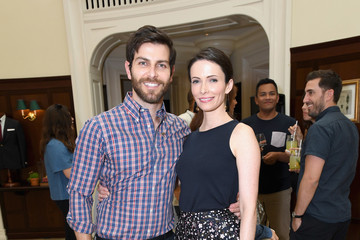 David Giuntoli Brooks Brothers Beverly Hills Hosts Summer Camp-Themed Party to Benefit St. Jude Children's Research Hospital