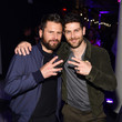 David Giuntoli Entertainment Weekly & PEOPLE New York Upfronts Party 2019 Presented By Netflix - Inside