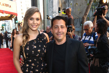 David Glasser 'Wind River' Los Angeles Premiere at Arclight Hollywood