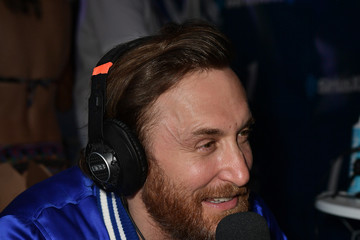 David Guetta SiriusXM Music Lounge At 1 Hotel South Beach - Day 2
