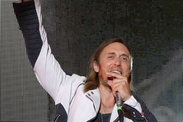 David Guetta The iHeartRadio Summer Pool Party - Show