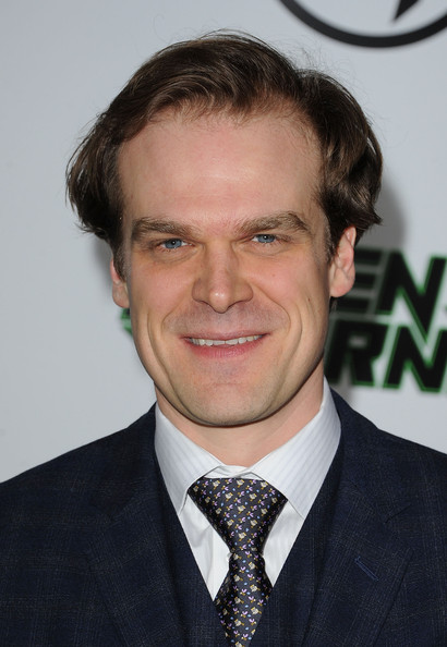 David Harbour Pictures - Premiere Of Columbia Pictures ...
