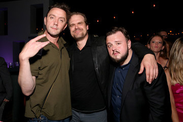 David Harbour Entertainment Weekly Hosts Its Annual Comic-Con Party at FLOAT at The Hard Rock Hotel — Inside