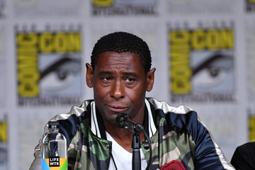 David Harewood Comic-Con International 2018 - 'DC's Legends Of Tomorrow' Special Video Presentation And Q&A