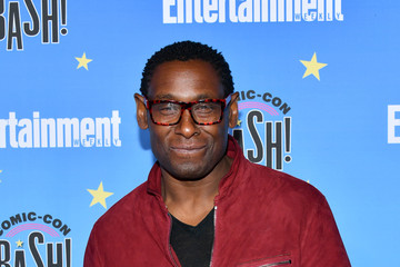 David Harewood Entertainment Weekly Hosts Its Annual Comic-Con Bash - Arrivals