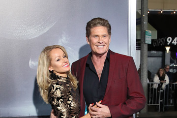 David Hasselhoff Warner Bros. Pictures World Premiere Of 'The Mule' - Arrivals