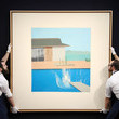David Hockney Sotheby's Contemporary Art Auctions Preview
