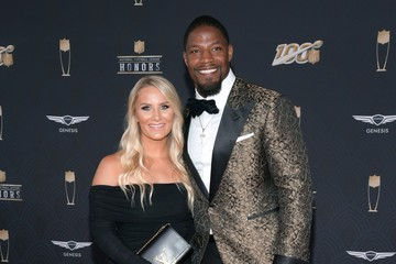 David Johnson 9th Annual NFL Honors - Arrivals