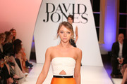 David Jones Runway Show