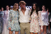 Victoria Lee and Jordan Barrett Photos Photo