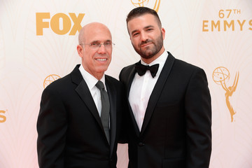 David Katzenberg 67th Annual Primetime Emmy Awards - Executive Arrivals