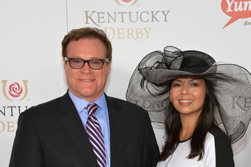 David Keith Moet & Chandon Toasts The 139th Kentucky Derby - Day 2
