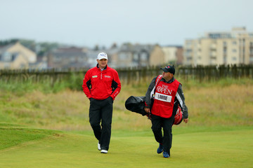 David Kenny 145th Open Championship - Day Two