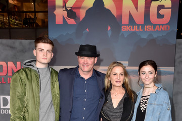 David Koechner Premiere of Warner Bros. Pictures' 'Kong: Skull Island' - Arrivals