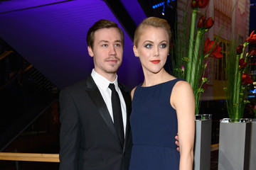 David Kross 'The Grand Budapest Hotel' Premieres in Berlin