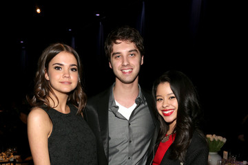 David Lambert Maia Mitchell Family Equality Council's Annual Los Angeles Awards Dinner