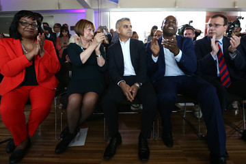 David Lammy Labour Announce Their Candidate to Run For London Mayor in 2016