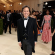 David Lauren The 2021 Met Gala Celebrating In America: A Lexicon Of Fashion - Arrivals