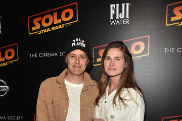 David Lauren FIJI Water With The Cinema Society Host A Screening Of 'Solo: A Star Wars Story'