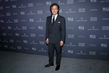 David Lauren WSJ. Magazine 2018 Innovator Awards Sponsored By Harry Winston, FlexJet & Barneys New York - Arrivals