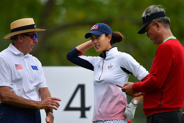 David Leadbetter The Solheim Cup - Preview Day 4