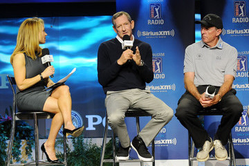 David Leadbetter SiriusXM Broadcasts From the PGA Merchandise Show in Orlando Florida - Day 2
