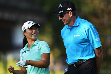David Leadbetter Evian Championship Golf - Previews