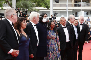 David Linde Iikka Vehkalahti 'Invisible Demons' Red Carpet - The 74th Annual Cannes Film Festival