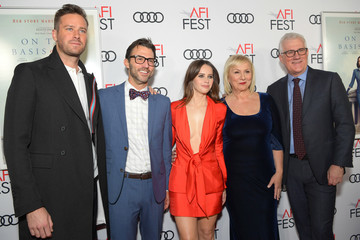 """David Linde AFI FEST 2018 Presented By Audi - Opening Night World Premiere Gala Screening Of """"On The Basis Of Sex"""" - Red Carpet"""