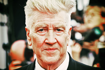 David Lynch Instant View - The 70th Annual Cannes Film Festival