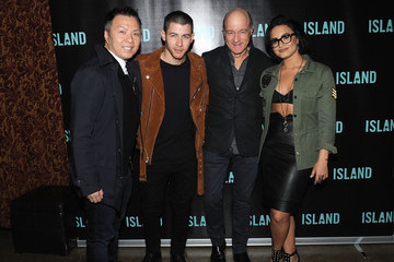 David Massey Island Records' 'Island Life' Second Anniversary Party at Avenue NYC