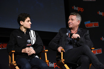 David Mazouz New York Comic Con 2018 -  Day 4
