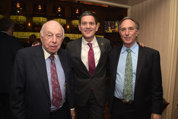 David Miliband International Rescue Committee Hosts the 2016 Rescue Dinner - Inside