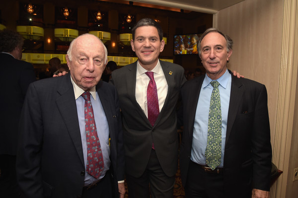 International Rescue Committee Hosts the 2016 Rescue Dinner - Inside