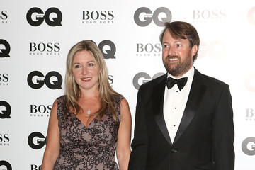 David Mitchell Arrivals at the GQ Men of the Year Awards — Part 4