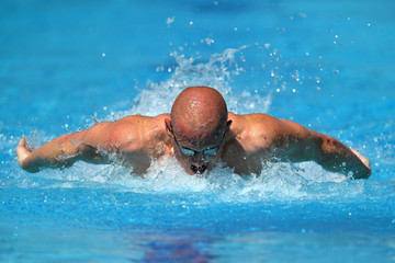 David Morgan Swimming - Commonwealth Games Day 6