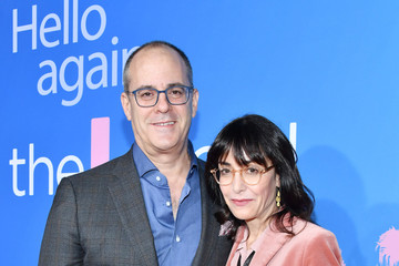 David Nevins Andrea Blaugrund Nevins Premiere Of Showtime's 'The L Word: Generation Q' - Red Carpet