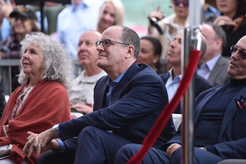 David Nevins Mandy Patinkin Honored With Star on the Hollywood Walk of Fame