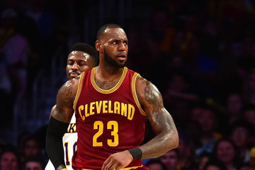 David Nwaba Cleveland Cavaliers v Los Angeles Lakers